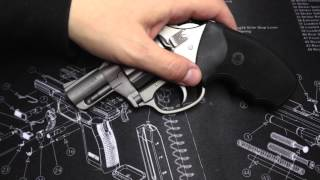 Charter Arms Undercover .38 Special Snub Nose Revolver - A classic snubby