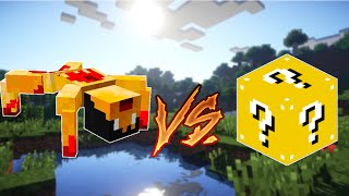 EXORCISTA VS. LUCKY BLOCK (MINECRAFT LUCKY BLOCK CHALLENGE)