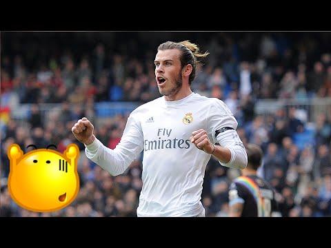 Bóng Đá Nghệ Thuật - Gareth Bale 2016 - Tốc độ  - Kỹ thuật - Bàn Thắng - Kiến Tạo