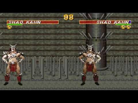 Ultimate Mortal Kombat Trilogy - Supreme Demonstration Glitches & Fun Stuff