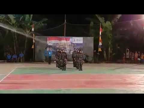 Juara 1 Senam Tobelo Perm TNI AL Wonosori RT 10 Rw 05 Bulak Banteng Kec Kenjeran Surabaya