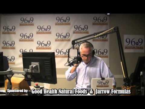 WTKK 96.9 FM with Mark Mincolla  - Natural Antibiotics
