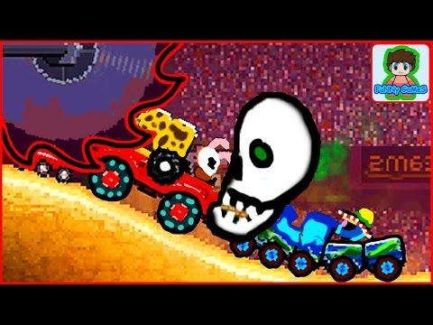 Новая игра как  Мультик. машинки гонки  Drive AHEAD 2 от Фаника