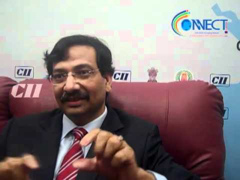 Mr. Arun Jain Chairman & CEO, Polaris Software Lab Ltd Part 1