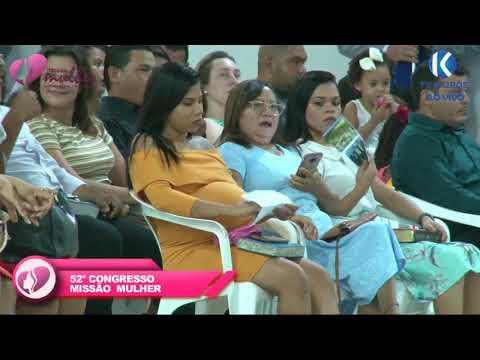 52° Congresso Missão Mulher/ Marabá-PA