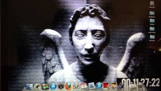 Weeping Angels Wallpaper