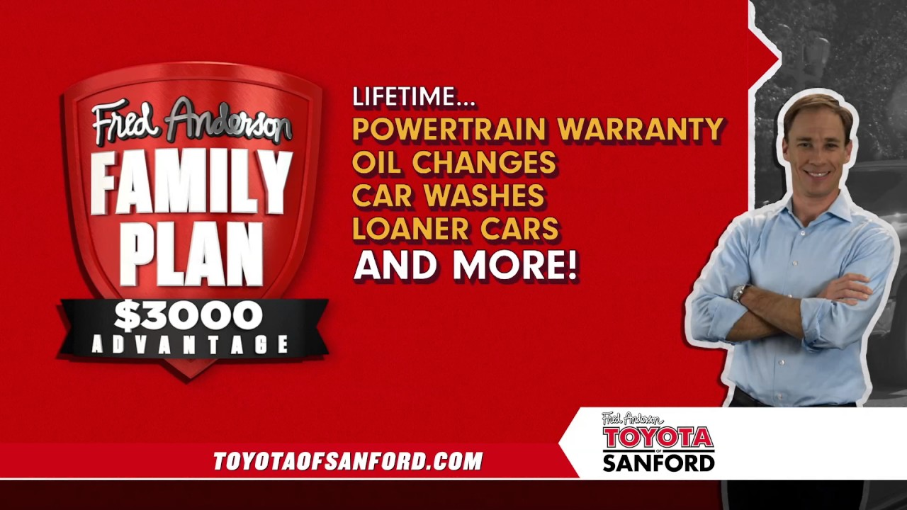 Wonderful Fred Anderson Toyota Of Sanford   National Clearance Event Specials