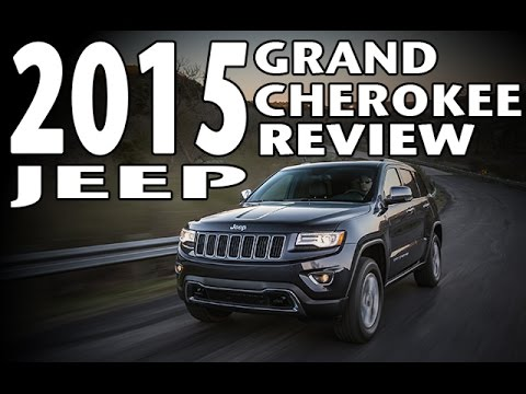 2015 Jeep Grand Cherokee Review - Horsepower and Specifications