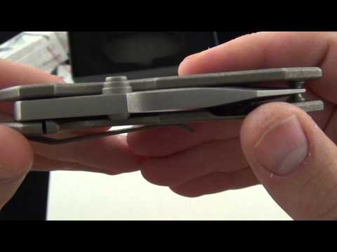 A Tank In Your Pocket - Boker Plus Albatros, Anso Design