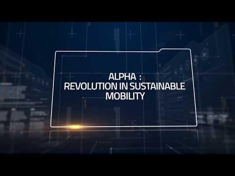 Alpha H2 bike