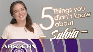 5 Things You Don't Know About Sylvia Sanchez
