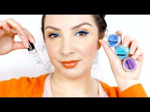 SUVA Hydra Liner WEAR TEST & how does it work with Inglot Duraline?