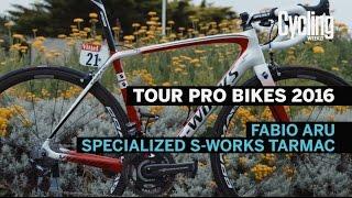 Pro Bikes of 2016: Fabio Aru's S-Works