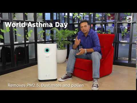 World Asthma Day - #FightAgainstAsthma with Philips