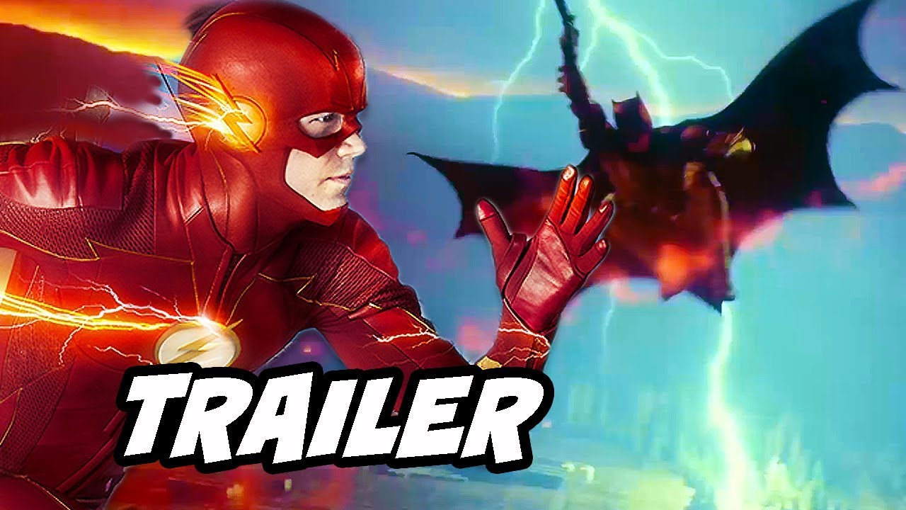 The Flash Season 5 Release Date