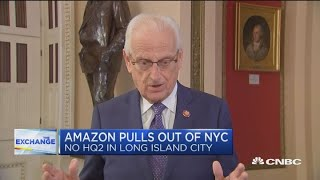 New Jersey Rep. Pascrell: Bring Amazon HQ to New Jersey