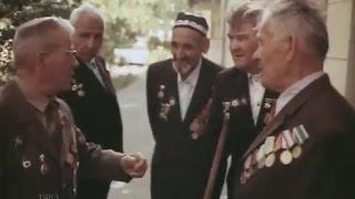 Встреча защитников Дома Павлова в Волгограде в 1983 году