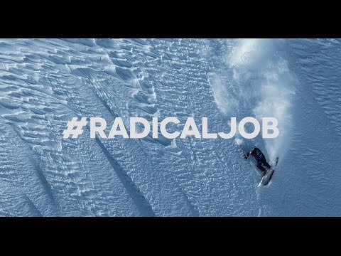 Drop In For A Radical Job