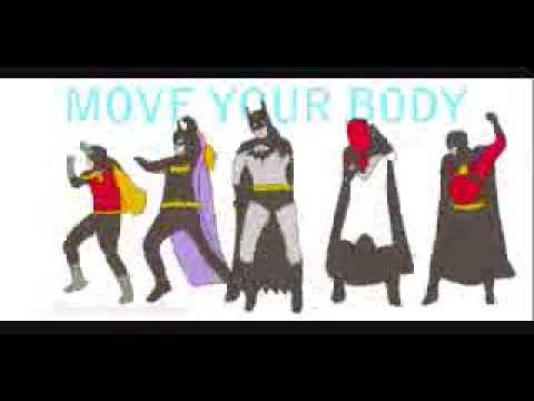 how to move energy in your body