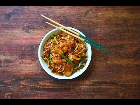 How To Make Fried Kway Teow