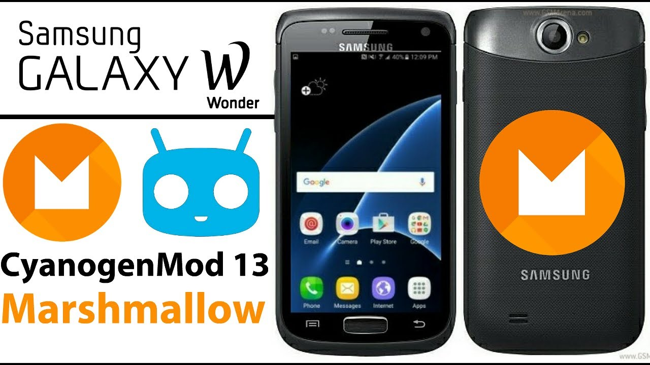 Galaxy w gt i8150 andro d 6 0 1 y kleme cm13 for Galactic wonder