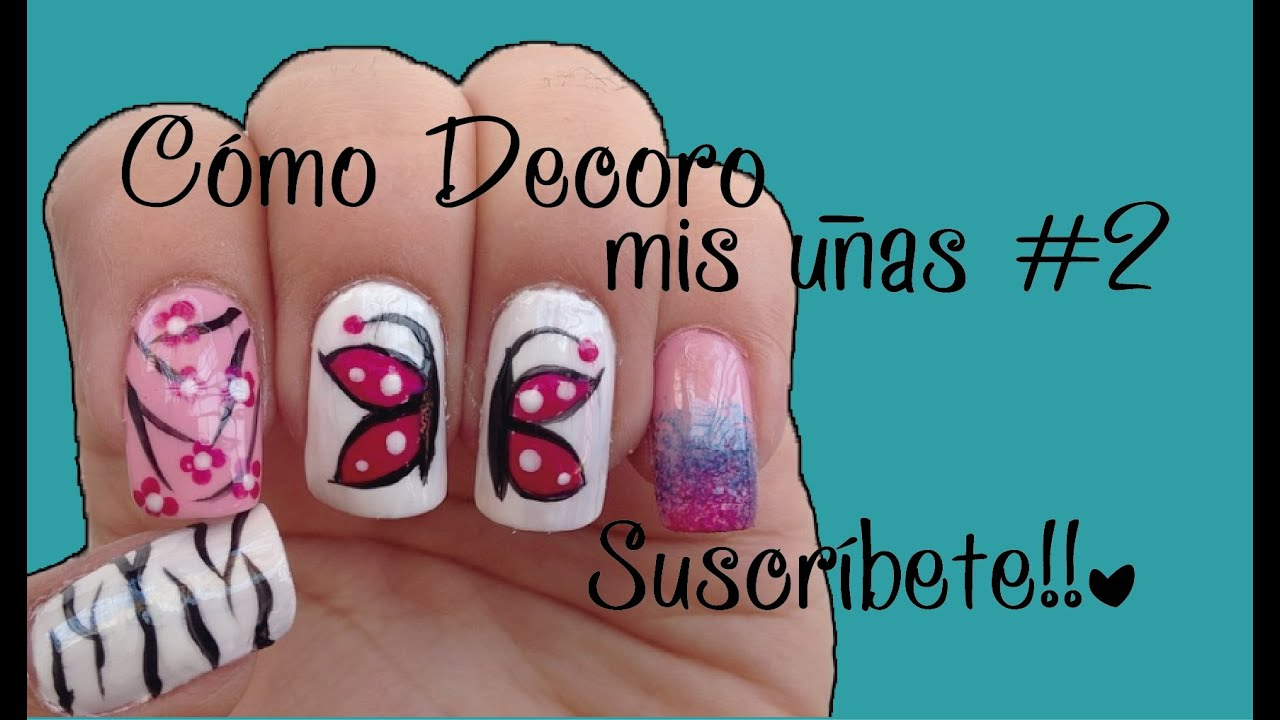 Como decorar mis u as decoracion de u as dise os para for Como puedo decorar mi pieza