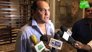 Mohammad Azharuddin Support Team Madan Lal For DDCA Elections | Sports Tak