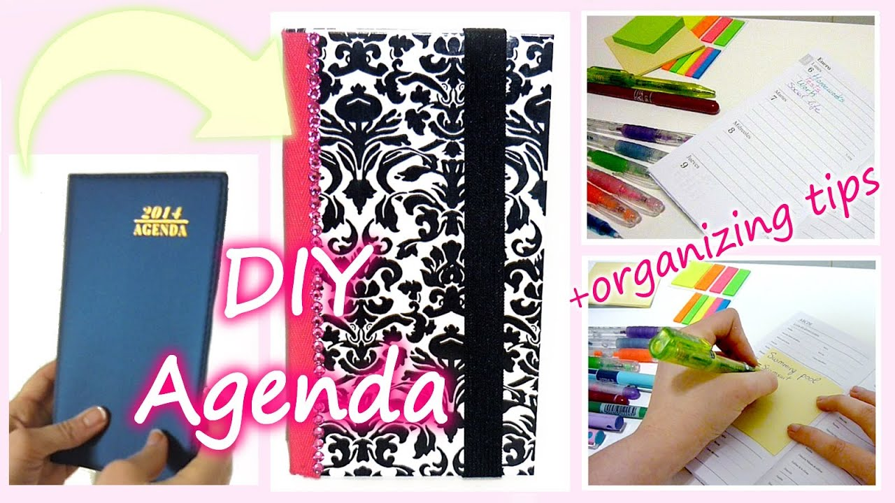 how to make agendas