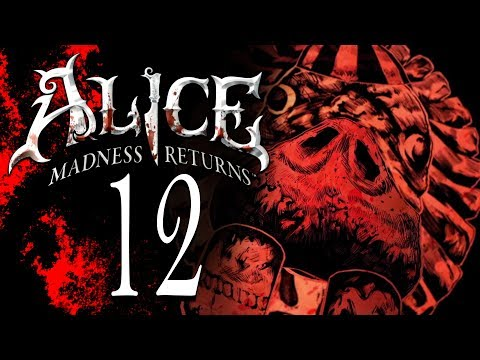 Alice Madness Returns 11: Ch 2 End.. The BLOODY Show