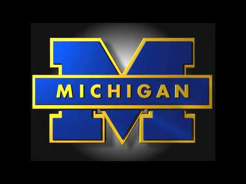 Full Michigan Wolverines Fight Song