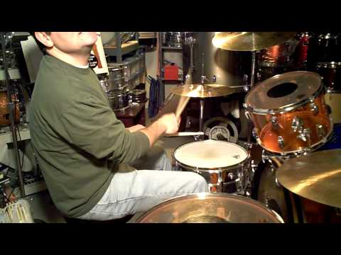 John Bonham WHEN THE LEVEE BREAKS Drums *Part 2  LED ZEPPELIN
