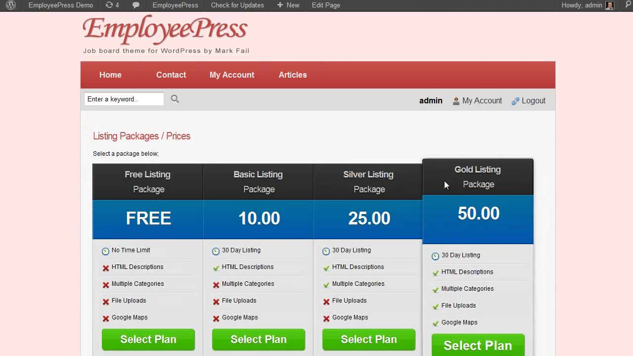 employeepress review easily build a job board website this employeepress review easily build a job board website this wordpress theme