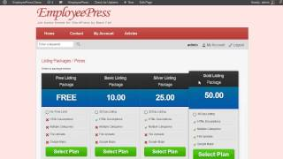 EmployeePress Review -- Easily Build a Job Board Website with This WordPress Theme