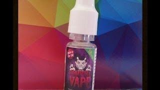 Vampire Vape Tropical Island E-liquid Review