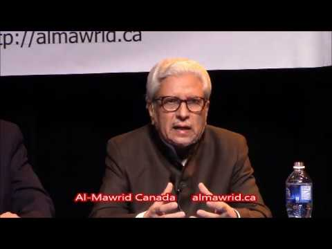 Interactive Session at Living Art Center Mississauga | Javed Ahmad Ghamidi and Dr Khalid Zaheer