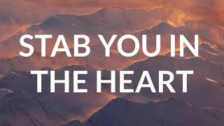 Green Day - Stab You In The Heart (Lyrics)