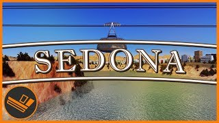 Sedona - Part 56 | CABLE CAR (Cities: Skylines)