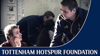 توتنهام هوتسبير مؤسسة | عقد من خلق الفرص التي تغير حياة الناس
