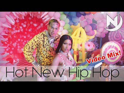Hot New Hip Hop & RnB Dancehall July 2018...