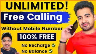 Wow !! Free Unlimited Phone Calls without Mobile Number   FreeFly881 vs WhatsApp for business screenshot 4