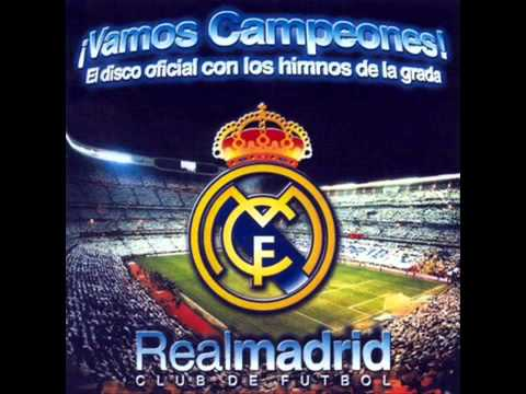 el disco oficial del Real Madrid النشيد الرسمي لريال مدريد - YouTube 9f38c75260165