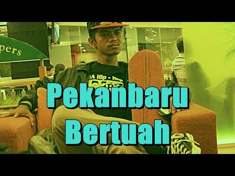 ADEK RAP - PEKANBARU BERTUAH ( Official Video )