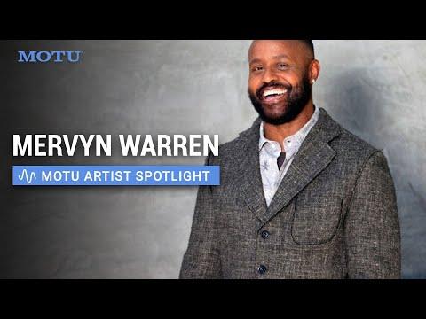 MOTU Artist Spotlight: Grammy Award winner Mervyn Warren and DP9