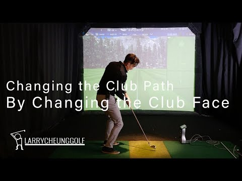 Off-Season Drills – How to Change your Club Path by Changing your Club Face