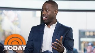 Sterling K. Brown: 'This Is Us' And 'People V. O. J. Simpson' Have Changed My Life | TODAY