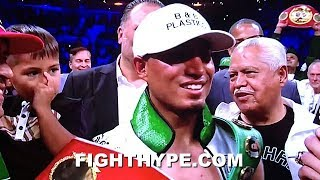 "(WOW!) MIKEY GARCIA CALLS OUT ERROL SPENCE AFTER BEATING ROBERT EASTER: ""THAT'S THE NEXT BIG FIGHT"""