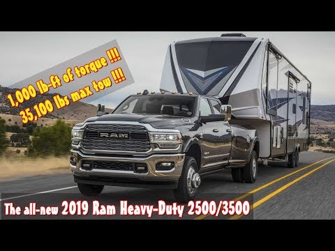 2019 Ram 2500/3500 HD | all u want 2 know documentary