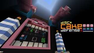 Minecraft Cake Defense 2