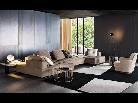 XTRA - minotti 2017 collection