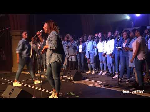 The Portsmouth Gospel Choir in Concert t